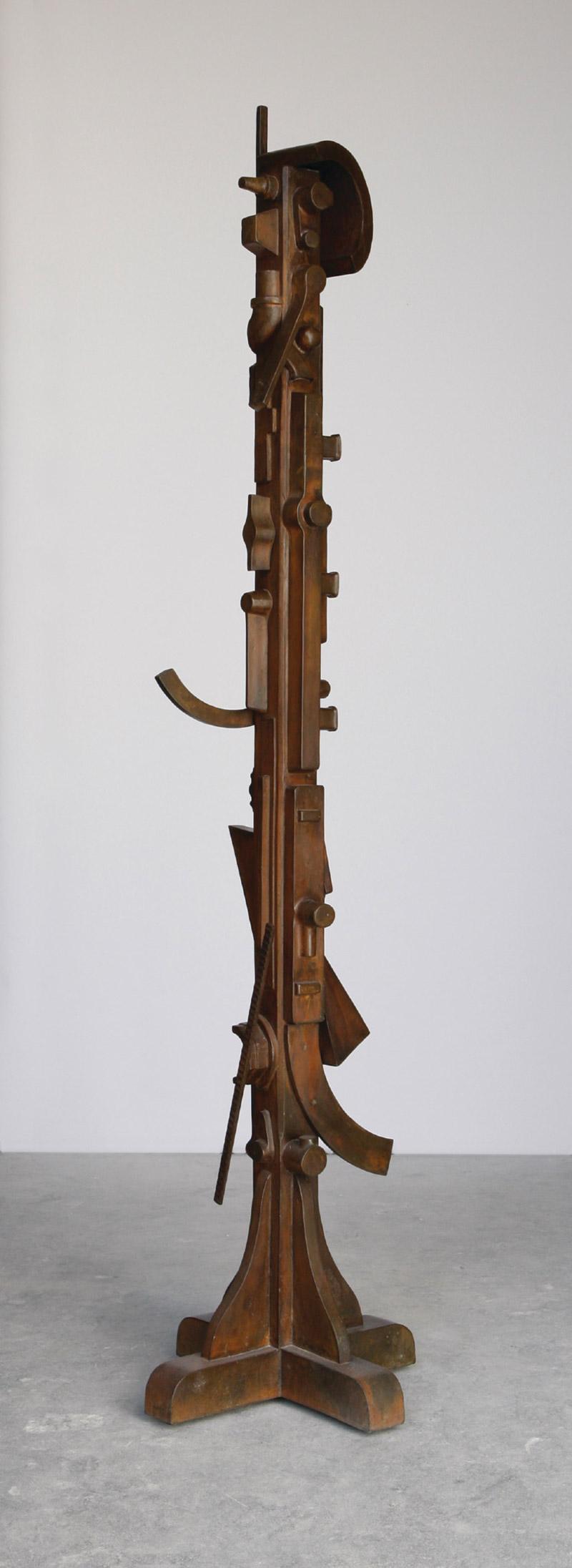 Robert Klippel '657' 5/6 (1987) bronze182 x 46cm $100,000